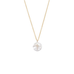 Co-exist – Cross on Gemstone