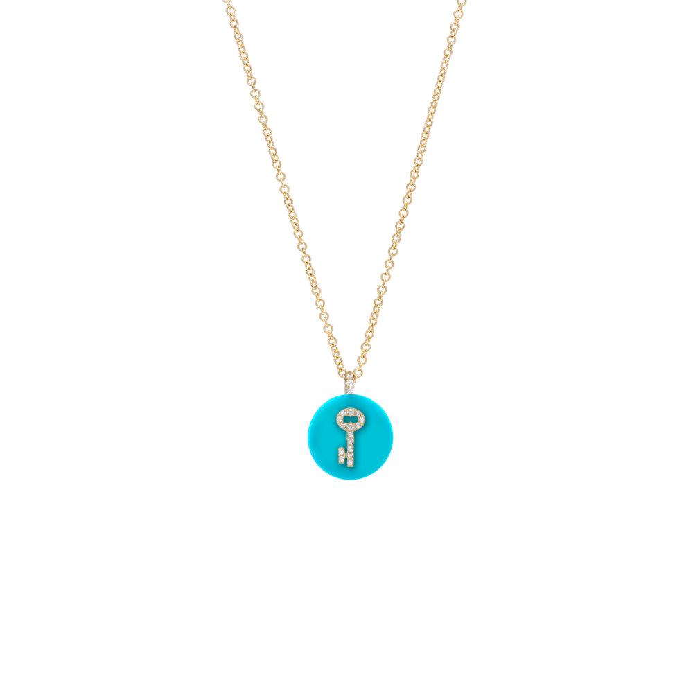 Co-exist - Secret Key Gemstone
