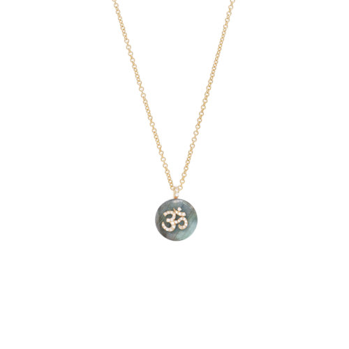 Co-exist - Om on Gemstone