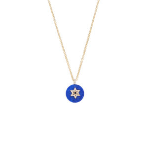 Co-exist – Star of David on Gemstone