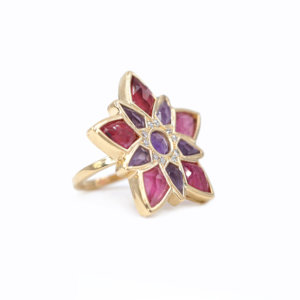 Star of Kashan Ring