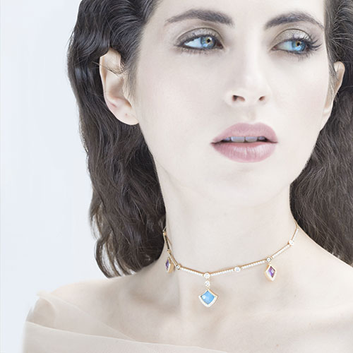 Noush Jewelry Kashan Collection