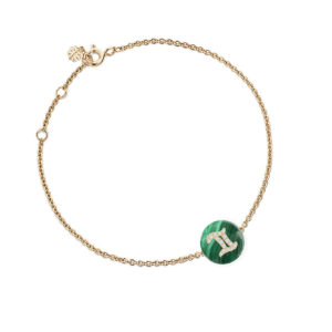 Co-exist -Gemini Horoscope Bracelet