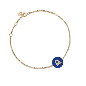 Co-exist -Libra Horoscope Bracelet