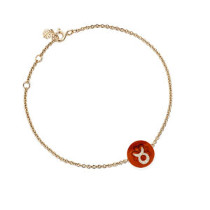 Co-exist -Taurus Horoscope Bracelet