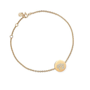 Co-exist -Virgo Horoscope Bracelet