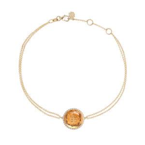 Hidden Treasure North Star Bracelet